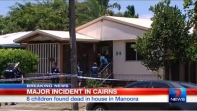 australie maison meurtres