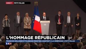 """Drame en Gironde : Hollande salue le """"courage"""" du chauffeur du car et de l'automobiliste"""