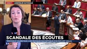 """Ecoutes de la NSA : les Etats-Unis doivent fournir des """"explications"""", selon Manuel Valls"""