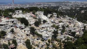 Haïti, Port-au-Prince, 13 janvier 2030