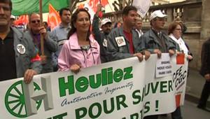 Heuliez Ségolène Royal