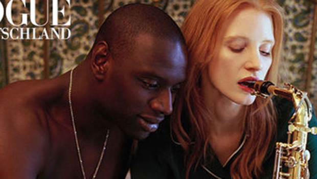 Jessica Chastain couple