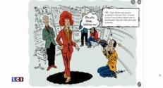 La vie de Liliane Bettencourt en bande dessinée