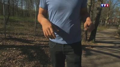 Minute Sept à Huit. Témoin capital dans l'affaire de la joggeuse de Bouloc, il raconte ce qu'il a vu le matin du meurtre