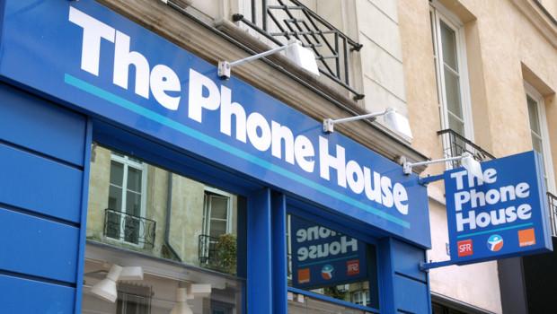 phone house plan social