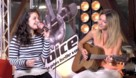 "Stéphanie chante ""Man in the mirror"" de Michael Jackson"