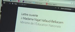 Une école délabrée à Marseille, une enseignante demande l'aide de la ministre de l'Éducation nationale