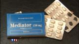 Une plaquette de comprimés Mediator.
