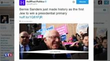 Bernie Sanders, 74 ans, joue au basket en attendant les résultats au New Hampshire