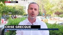 """Démission de Varoufakis : """"Un coup tactique de la part de Tsipras"""""""
