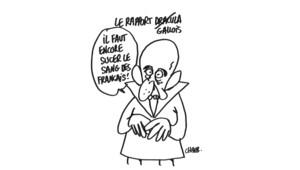 Dessin de Charb du 6 novembre 2012