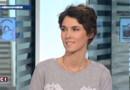 """Eglantine Eméyé, invitée de """"Médiasphere"""" sur LCI, le 17 janvier 2014."""