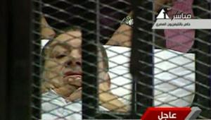 Hosni Moubarak procès