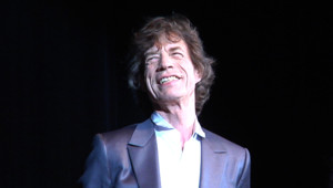 Mick Jagger Stones in Exile Festival de Cannes