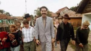 TF1-LCI, Borat et les Kazakhs