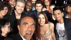 The Voice Lives02 - Selfie Nikos