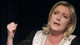 """Pour Marine Le Pen, """"Mélenchon vomit la démocratie"""""""