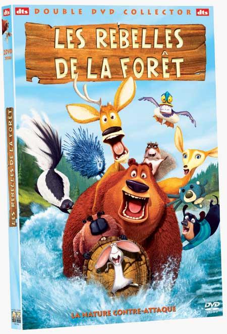 Les Rebelles De La Foret : Le Test Dvd