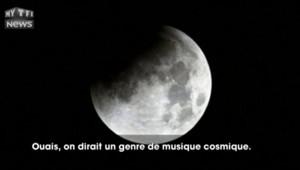 Écoutez cette étrange musique enregistrée depuis la face cachée de la Lune
