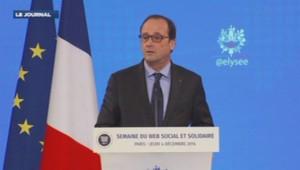 François Hollande le 04/12