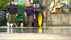 Le 13 heures du 6 mai 2013 : De surprenantes inondations - 472.98828485107424