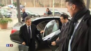 Sarkozy a donné une conférence rémunérée à Abou Dhabi