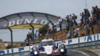 WEC 2014 - 24h du Mans - journée test
