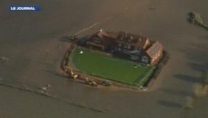 Grande-Bretagne inondations