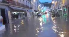 Le 20 heures du 28 novembre 2014 : Intemp�es : les images amateur des inondations - 472.94100000000003