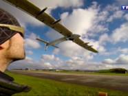 Le 20 heures du 30 mars 2015 : Solar Impulse, l'avion qui voulait faire le tour du monde grâce à l'énergie solaire - 1528.803
