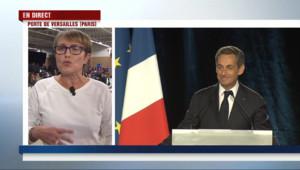 """Le 20 heures du 7 novembre 2014 : Sarkozy : """"Une col� monte contre ce gouvernement"""" - 535.6579999999999"""
