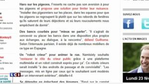 Sur internet, les idées les plus folles des Parisiens pour développer leur ville