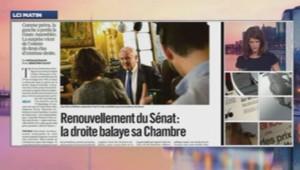 Article de Libération sur les sénatoriales, 29/9/14