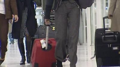 Bagage aéroport valise voyage transport