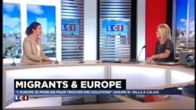 """Crise migratoire : """"Il faut sortir de la logique de contrôle aux frontières"""""""
