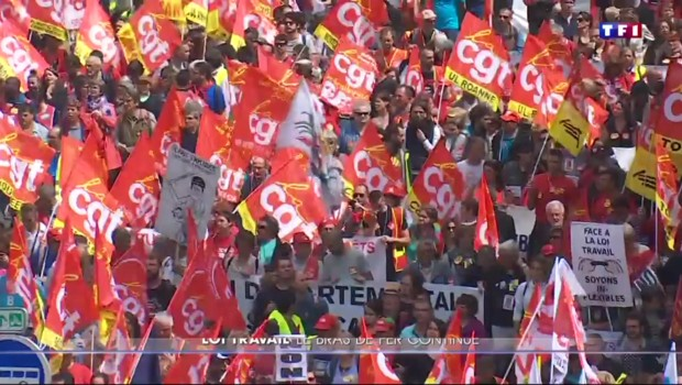 Interdiction de manifester : bras de fer entre syndicats et gouvernement