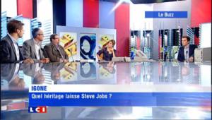 Le Buzz (1/2) du 07 octobre 2011 : Après l'émotion, quel héritage laisse Steve Jobs