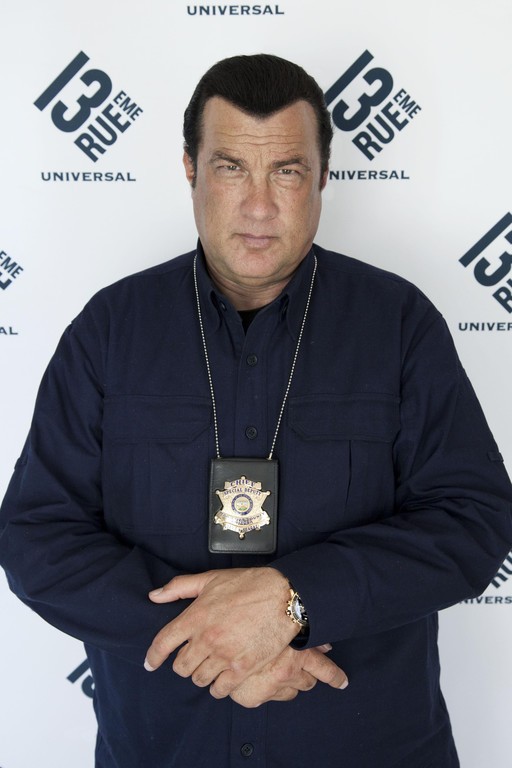 Steven Seagal - True Justice