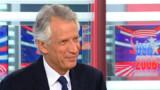Villepin clame son innocence et accuse Sarkozy