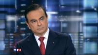 Carlos Ghosn au 20H de TF1 le 14 mars
