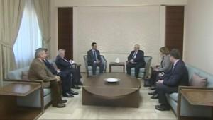 La visite controversée de députés français à Bashar al-Assad, une première depuis 2012