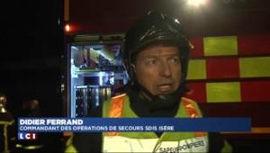 """""""On attend"""" : 600 passagers bloqués dans un TGV après un incendie"""