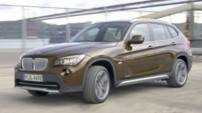 BMW X1 sDrive 18i 150 ch Business A - 2011