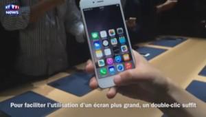 Première prise en main de l'iPhone 6