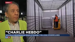 """Réimpression de Charlie Hebdo : """"C'est pas parce qu'on l'a pas eu aujourd'hui, qu'on ne l'aura pas demain"""""""