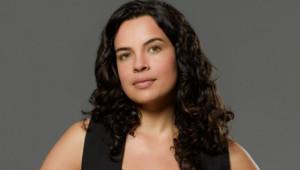 """Zuleikha Robinson, l'actrice de """"Lost"""" bientôt à l'affiche de """"Mentalist""""."""