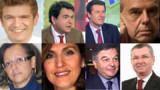 Huit nouveaux ministres, huit sortants