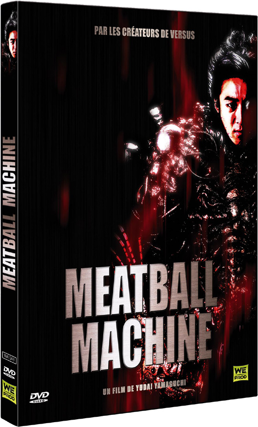 Meatball machine[DVDRiP - FR] [FS]