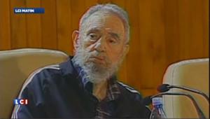Le retour de Fidel Castro à la télévision
