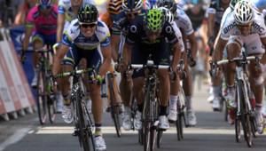 Simon Gerrans, vainqueur de la 3e étape du Tour de France 2013